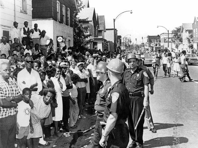 Democrat & Chronicle Staff photo / July, 1964