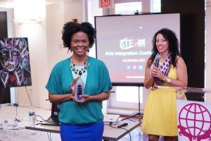 Alicia Morgan, Dallas, Award