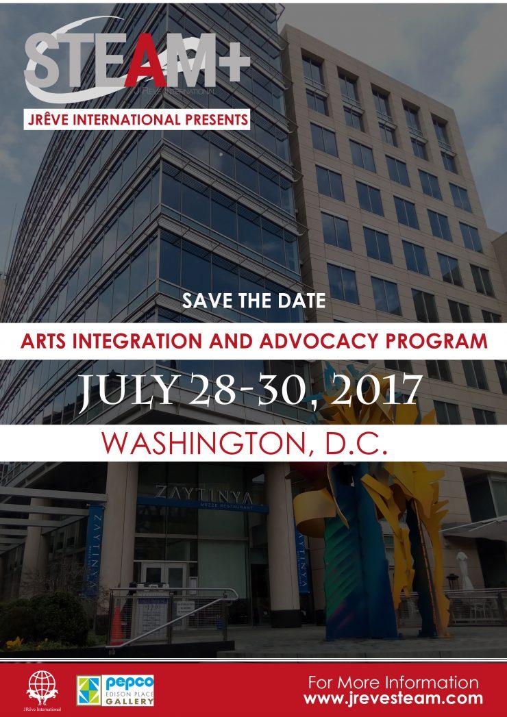 STEAM Education, STEM to STEAM, Arts Integration