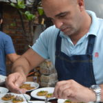 Cooking Class with chef Eric